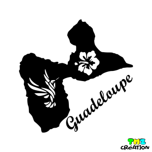 stickers voiture guadeloupe
