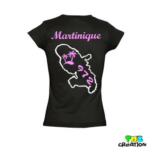 tee shirt martinique